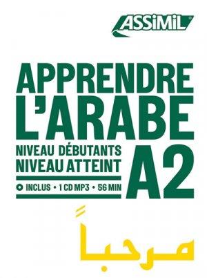 APPRENDRE ARABE NIVEAU A2 -ASSIMIL-9782700507867