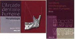 Arcade dentaire humaine + Variations morphologiques des dents - cdp - 9782843612459