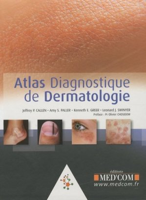 Atlas Diagnostique de Dermatologie-med'com-9782354030186