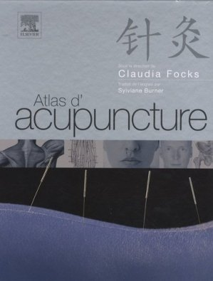 Atlas d'acupuncture-elsevier / masson-9782810100934