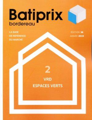 Batiprix 2019 Volume 2-groupe moniteur-9782281142303