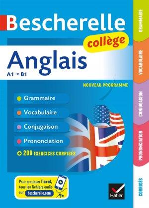 Bescherelle Anglais collège-hatier-9782401043367