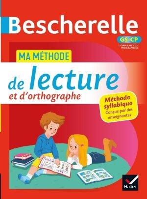 Bescherelle Méthode de lecture-hatier-9782401050563
