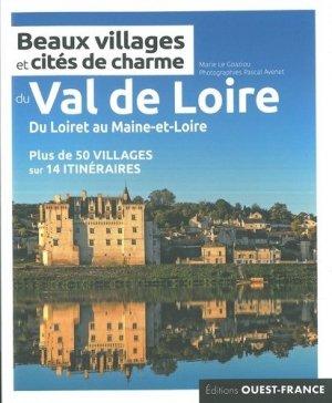 Beaux villages et cités de charme du Val-de-Loire-Ouest-France-9782737379376