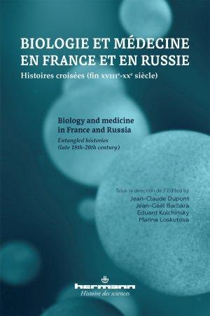 Biologie et médecine en France et en Russie - hermann - 9782705692278