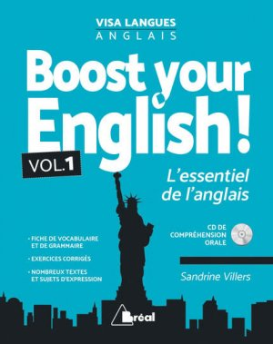 Boost your English!-breal-9782749537955