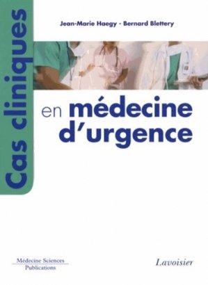 Cas cliniques en médecine d'urgence-lavoisier msp-9782257205384
