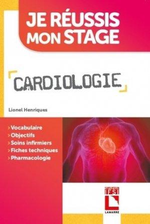 Cardiologie - lamarre - 9782757310519