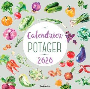Calendrier potager 2020 - 8 - 9782815313575