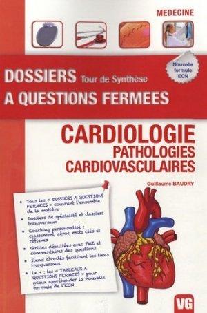 Cardiologie - Pathologies - Cardiovasculaires - vernazobres grego - 9782818304624