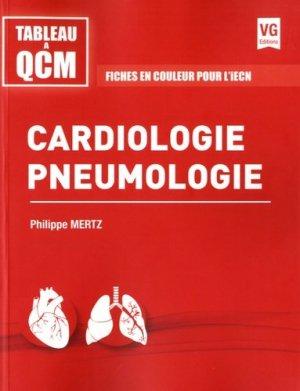 Cardiologie Pneumologie-vernazobres grego-9782818315521