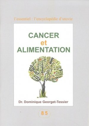 Cancer et alimentation-utovie-9782868191854