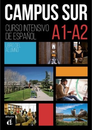 Campus Sur A1-A2-maison des langues-9788417249861