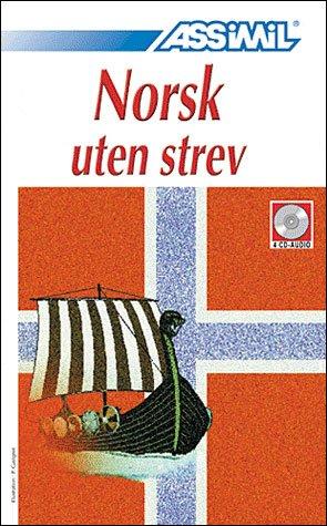 CD - Le Norvégien - Norsk - Débutants et Faux-débutants - assimil - 9782700512304