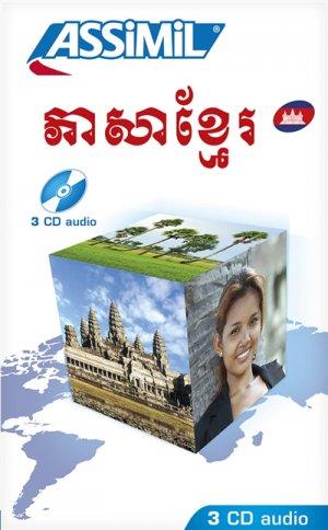 CD - Le Khmer - Débutants et Faux-débutants - assimil - 9782700517842