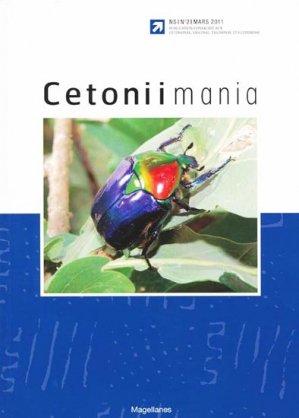 Cetoniimania, Volume 2-magellanes-9782353870837