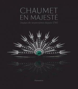 Chaumet en majesté-Flammarion-9782081489349
