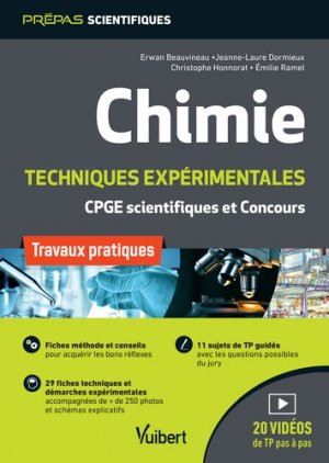 Chimie - vuibert - 9782311405293