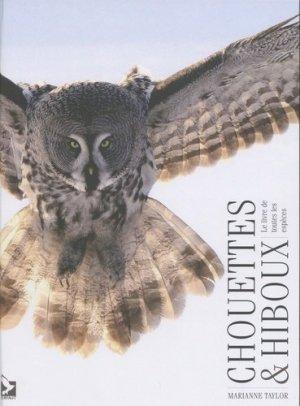 Chouettes & hiboux - gerfaut - 9782351911952