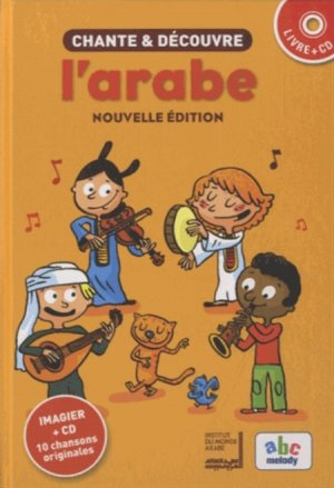 Chante et découvre l'arabe (livre + CD)-abc melody-9782368360163