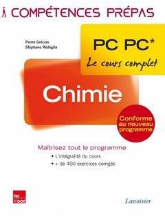 Chimie 2ème année PC PC*-lavoisier / tec et doc-9782743015824