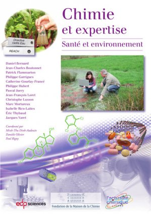 Chimie et expertise - edp sciences - 9782759818488