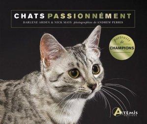 Chats passionnement - Artémis - 9782816014518