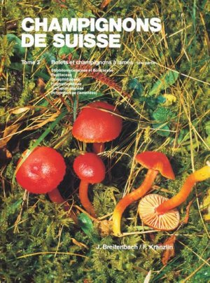 Champignons de Suisse Tome 3-mykologia luzern-9783856041304