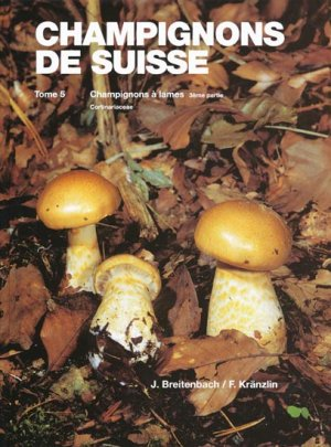 Champignons de Suisse Tome 5-mykologia luzern-9783856041502
