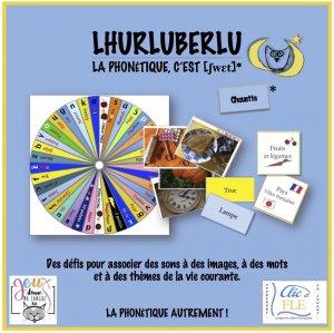 Coffret jeu LHURLUBERLU - clic et fle - 2225614620323