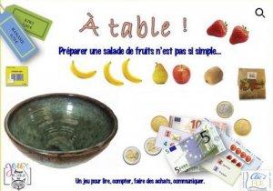 Coffret jeu A TABLE !-clic et fle-2225614777232