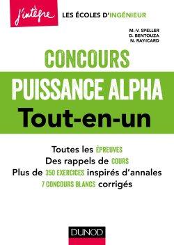Concours Puissance Alpha - dunod - 9782100784424