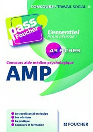 Concours AMP - foucher - 9782216115136