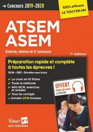 Concours ATSEM ASEM-vuibert-9782311206210