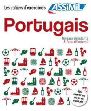 Coffret Cahiers Portugais Débutants et Faux-débutants-assimil-9782700508420
