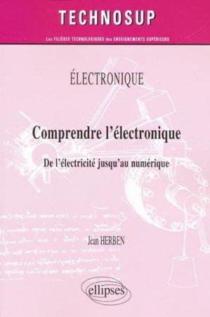 Comprendre l'électronique-ellipses-9782729872502