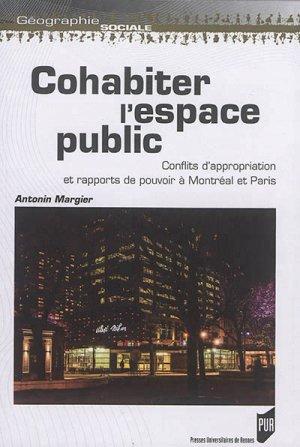 Cohabiter l'espace public-presses universitaires de rennes-9782753551930