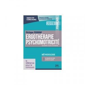 Concours ergothérapie, psychomotricité : français-vernazobres grego-9782818317037