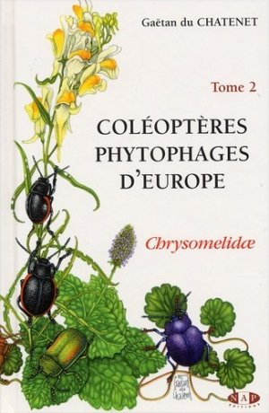 Coléoptères phytophages d'Europe Tome 2-nap-9782913688049
