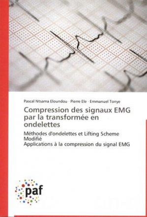 Compression des signaux EMG par la transformée en ondelettes-presses académiques francophones-9783838188317