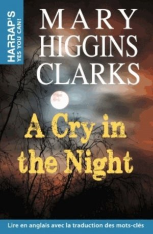 A Cry in the Night - harrap's - 9782818702895
