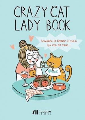 Crazy cat lady book-luc pire-9782875421814