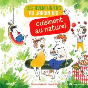 Cuisinent au naturel-Plume de Carotte-9782366721775