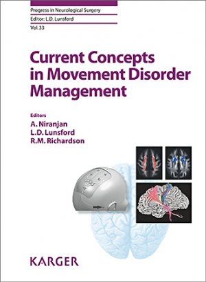 Current Concepts in Movement Disorder Management-karger -9783318062014