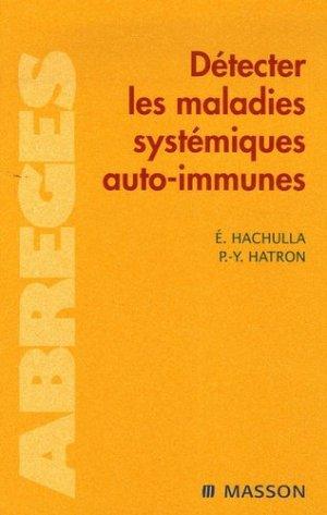 Détecter les maladies systémiques auto-immunes-elsevier / masson-9782294062391
