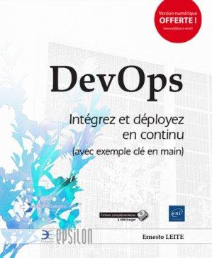 DevOps - eni - 9782409017155