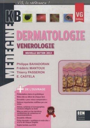 Dermatologie - Vénérologie-vernazobres grego-9782818308684