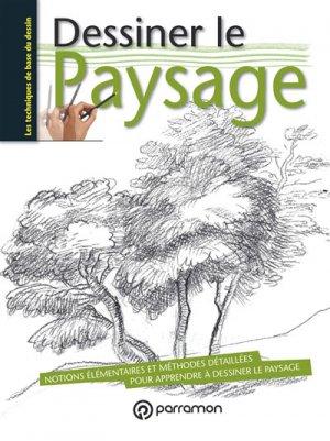 Dessiner le paysage-parramon-9791026100935