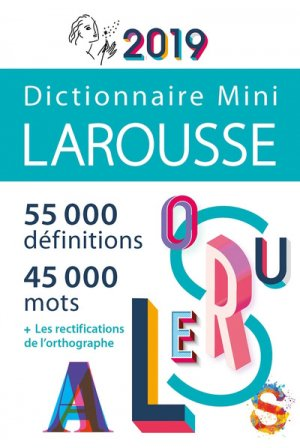 Dictionnaire Larousse Mini 2019-larousse-9782035950352