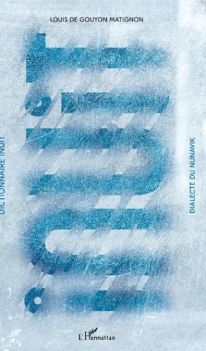 Dictionnaire inuit-l'harmattan-9782343167299